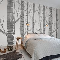 Wholesale Custom photo wallpaper High quality wall covering living room sofa bedroom TV backdrop wallpaper mural wall paper