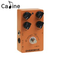 Wholesale caline guitar resale online - Caline CP Overdrive Guitar Guitarra Amplifier OD Effect Pedal True Bypass