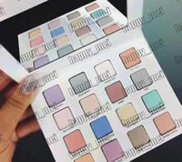 16 gölge paleti toptan satış-Ücretsiz Kargo ePacket Yeni Makyaj Göz Lorac I Aşk Brunch Pro Göz Farı Paleti 16 Renkler Göz Farı!