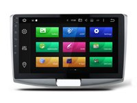 tv chinesa android venda por atacado-4 + 32 / 64G RAM Octa Núcleo Android 8.0 / 9.0 Sistema Do Carro DVD Unidade de Cabeça Para Volkswagen Passat CC B6 B7 Com GPS BT OBD DVR Rádio SWC RDS Multimídia