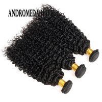 Wholesale European Human Extensions - Hot Curly hair Indian European Human Hair Weaves Unprocessed Human Hair Extensions 3 Bundles 8 to 26 inch Best Quliaty