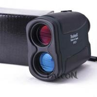 ingrosso nascondere la fotocamera per la casa-Vendita calda-Libero Estim Range Laser Distance Meter Rangefinder Range Finder Palmare Monoculare 10x25 5-700 m / yard Caccia All'aperto