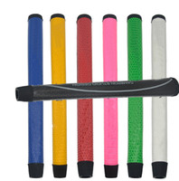 Wholesale top golf putters - Golf PU Grips SC Golf Putter Grips 7colors Mix order Golf clubs Putters Grips top quality