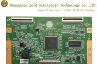 Wholesale Lcd Tv Part - Samsung logic board NP_HAC2LV1.1 T-CON board CTRL board Flat TV Parts LCD LED TV Parts