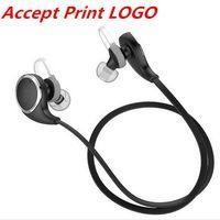 Wholesale Newest Smart Phones - Newest QY8 wireless bluetooth 4.1 headset mini sport stereo earphone handfree headphone for smart phone