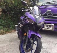 New Injection ABS Plastic moto carenagem Kits Para YAMAHA R3 R25 2014 2015 2016 14 15 16 Cowlings Bodywork conjunto Nice roxo preto preto