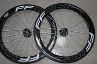 Wholesale Cheap Carbon Clincher Wheelset - cheap carbon wheels 700c Road Bike wheelset 60mm bicycle wheels tubular or clincher ruedas carbono carretera