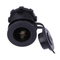 Wholesale Waterproof 12v Accessory Plug - 12V 120W Car Cigarette Lighter Power Socket Plug Outlet  Waterproof Motorcycle Car Boat Tractor Accessory wholesale
