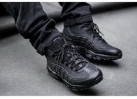 Wholesale zip up shoes resale online - Discount cheap th Anniversary MID Shoe new Sneakerboot Army Boots Men s Autumn Winter ankle Sealed zip Training Sneakers shoes