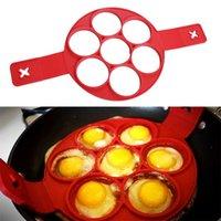 Wholesale way cake - Flippin Fantastic Fast Easy Way to Make Perfect Pancakes Egg Ring Maker Nonstick Pancake Maker Mold Kitchen Baking Moulds