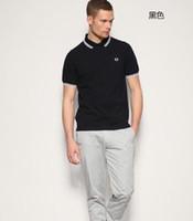 Wholesale T Shirt Design Army - 2017 new Men's Polos Tops & Tees fashion design Jeans t-Shirts Men men's T shirt Short Sleeve Shirts Tshirts big