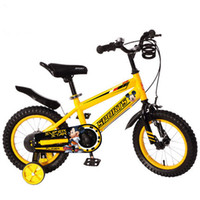 Wholesale 14 Inch Blue Bike - 2016 newest design top quality 14 inches baby bike boys and girls children bicycle kids bike