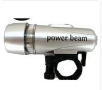 Wholesale Power Beam Bike - for Cycling Bike Bicycle 5 LED Torch Power Beam Front Head Light Headlight Lamp