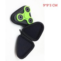 Wholesale Fidget Spinner Pouch Hand Spinner Toys Live Storage Bags Key Phone Cable USB CD Card Storage Bags