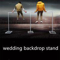подставка 3 м оптовых-3 м*6 м свадебные драпировки трубы стенд/Свадебный декор трубопроводов рамка для драпировки /Stainess стали свадебный фон стенд