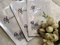Wholesale Antioxidant Treatment - Free shipping Grape seed maskWhitening Maskwith moisturizing whitening antioxidant effect