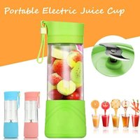 Centrifugal Juicer 220V 150 Electric Fruit Juicer Machine Mini Portable USB Rechargeable Smoothie Maker Blender Shake And Take Juice Slow Juicer Cup 3 Colors
