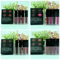 Wholesale Mini Health - NEW Health &Beauty Makeup Lip Gloss Liquid Matte Minis Matte Lipstick dhl Free shipping+GIFT