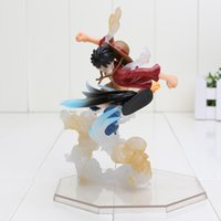 Wholesale Figuarts One Piece - 15CM One Piece Figure Luffy Figuarts ZERO 5th PVC Action Figure Monkey D Luffy Skill Figurine