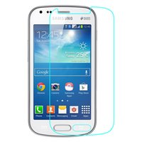 samsung galaxy s3 mini großhandel-Erstklassiger ausgeglichenes Glas-Schirm-Schutz für gehärteten schützenden Film der Samsung-Galaxie S3mini I8190 mit Kleinpaket