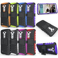Wholesale Lg Optimus G Hard Case - Heavy Duty Armor Shockproof Hybrid Hard Silicone Rubber Case for LG V10 V20 K10 K7 g2 G4 G3 Stylus LG Leon C40 C70 G Flex 2 F340 Optimus L70