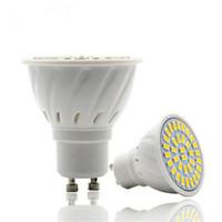 Wholesale 4w Led Mr16 Light - New Arrvial 3W 4W 5W Led spotlight gu10 mr16 e27 led bulbs lamp light AC 85-260V + 12v Nature White 4000K CRI 85 CE&ROHS