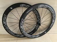 Wholesale High TG U profile roue wheels carbone mm pneu mm width tubeless compatible carbon clincher road rims for roue velo wheelsets