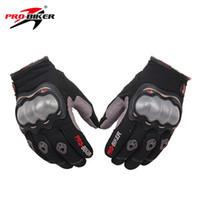 Wholesale enduro dirt bike - Wholesale- PRO-BIKER Motorcycle Racing Gloves Anti-slip Enduro Outdoor Sports Protective Gloves Motocross Off-Road Dirt Bike Gloves Luvas