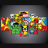 Wholesale Superhero Canvas Art