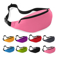 Sport Runner Fanny Pack Travel Handy Hiking Cintura Running Jogging Bum Bag Zip Money Pouch Purse Storage Bag ZA4878