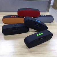 neuer würfelsprecher großhandel-Neue Wasser Cube Bluetooth Lautsprecher H-966 Outdoor Audio Mini Sound Bass Subwoofer Drahtlose Karte Radio, gute Sounds Lautsprecher