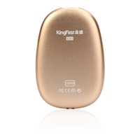 YES ssd drive sizes - KingFast P610 GB SSD C type USB External Solid State Drive Portable Laptop PC External Solid State Drive Golden MINI SIZE