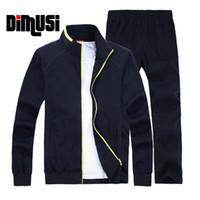 Wholesale Mens Hoodies 6xl - Wholesale- 2017Mens Brand outwear tracksuit men jackets mens hoodies and sweatshirts mens Loose Fit sportswear plus size 6XL 7XL 8XL,YA437