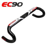 Wholesale light carbon bike for sale - 2017 EC90 carbon fiber road car ultra light sports car handle road bends bicycle parts SIZE MM