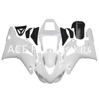 Wholesale 98 R1 Fairings White Black - 3 free gifts Complete Fairings For Yamaha YZF 1000-YZF-R1-98-99 YZF-R1-1998-1999 Motorcycle Full Fairing Kit White Black style