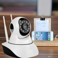Wholesale Wireless Camera LeFun Baby Monitor WiFi IP Surveillance Camera Nanny Cam Video Recording Play Plug Pan Tilt Remote Motion Detect