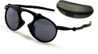 Wholesale New Super Lens - Free Delivery New Super cool man women madman sunglass Classic Sport Sunglasses with box Free Ship .