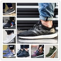 Wholesale Designer Sports - Ultra Boost 2.0 3.0 4.0 Hypebeast UNCAGED UltraBoost mens running shoes for men Designer sneakers women Sports shoe Core Triple Black White