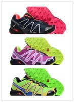 Wholesale Zapatillas Free Run - Wholesale 2017 New Zapatillas Speedcross 3 Running Shoes women Walking Outdoor Sport shoes Athletic Shoes Size US 36-41 Free Shipping