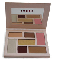 Wholesale lorac limited edition palette for sale - Group buy LORAC Limited Edition Pink Champagne Eye Shadow Cheek Palette LORAC colors Blush and eyeshadow palette