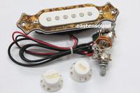 Wholesale guitar single coil - Good deal Single Coil Magnetic Acoustic Guitar Pickup