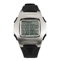 Wholesale Multifunction Digital Timer - Wholesale- Multifunction Watches Soccer Referee Watches Stopwatch Timer Chronograph Countdown Football Club Male Watch Wholesale