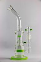 13 inç cam toptan satış-sigara için bir tyredand ve küçük overarm percolator 13 inç içinde renkli cam nargile teçhizat
