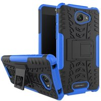 Para Alcatel Pop 4S Estuche Rugged Combo Hybrid Armor Soporte Impact Holster Para Alcatel One Touch Pop 4S 5095K 5095Y