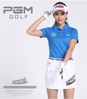 PGM 2017 Golf Skirt donna elasticità golf all-match gonna estate fodera tennis rughe rughe Skorts Pantskirt Lady Golf Shorts