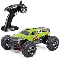 Wholesale Electric Model Race Cars - SUBOTECH BG1510 2.4G 4CH RC Cars 1:24 Desert Buggy Car 4WD High Speed 45KMH Racing-Cars Remote Control Racing Buggy Car Model