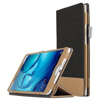 Wholesale huawei tablet leather case resale online - 2017 Case For Huawei MediaPad M3 Protective Smart cover Leather Tablet For BTV W09 BTV DL09 inch PU Protector Sleeve Case