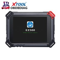 Wholesale Diagnosis Jeep - XTOOL EZ500 EZ 500 Full-System Diagnosis for Gasoline Vehicles with Special Function Same Function With XTool PS80