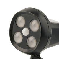 empfindliche bewegungssensorlampe großhandel-NEUE Ankunft Hohe Qualität 4 LED Solar Sensitive Bewegungsmelder Licht Outdoor Sicherheit Gartenlampe