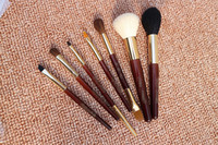 Wholesale foundation basics - Brand BoB Brown BASIC BRUSH COLLECTION Make up Brushes Bobibrown makeup brushes sets 7pcs Foundation makeup brands brushes